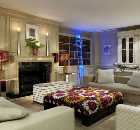 stylish and hip hotels in Londons trendy Soho district