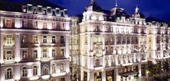 Stylish 5 star grand hotel in Budapest city centre
