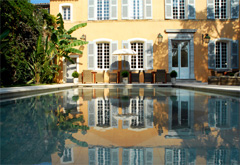 stylish and charming boutique hotel in the centre of Saint Tropez