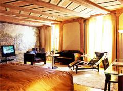 stylish design hotel Zurich centre