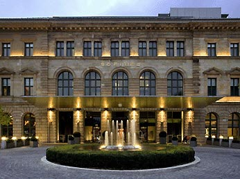 luxury 5 star sofitel munich bayerpost
