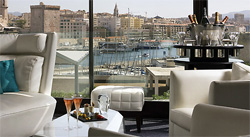 trendy sofitel marseille hotel
