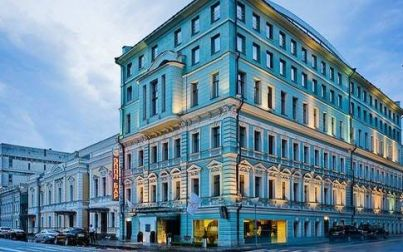 contemporary moscow boutique hotel