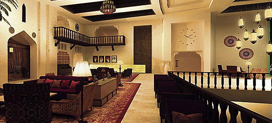 Stylish Sofitel Bahrain hotel