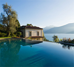luxury villa como - lake como italy