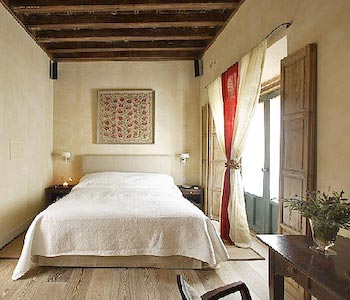 Stylish and romantic hotels and places to stay in Spain