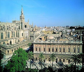 Seville Cathedral and Archivo de Indias