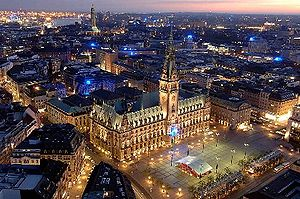 Stylish hotels and recommended places to stay in Hamburg