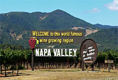 Stylish places to stay in the Napa Valley California