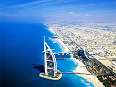 Stylish places to stay in Dubai