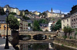 stylish hotels and best places to stay in luxembourg city