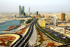 stylish places to stay in manama, Bahrain