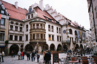stylish hotels and places to stay in Munich
