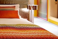 Kuwait Hotel Missoni bedroom