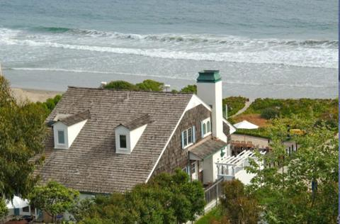 Beach house, USA