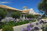 Finca Cortesin golf clubhouse