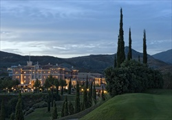 Spain hotels Villa Padierna