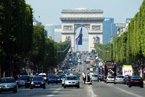 hip hotels near champs elysees