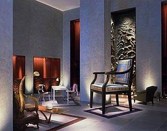 Boutique and luxury hotels
