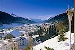 Davos, Klosters, Switzerland, Stylish Places to Stay