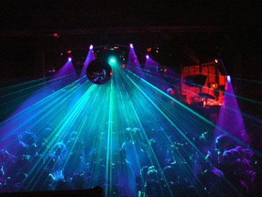 Fabric nightclub London