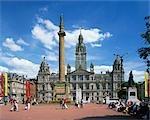 Glasgow town hall