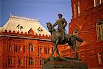stylish places to stay moscow