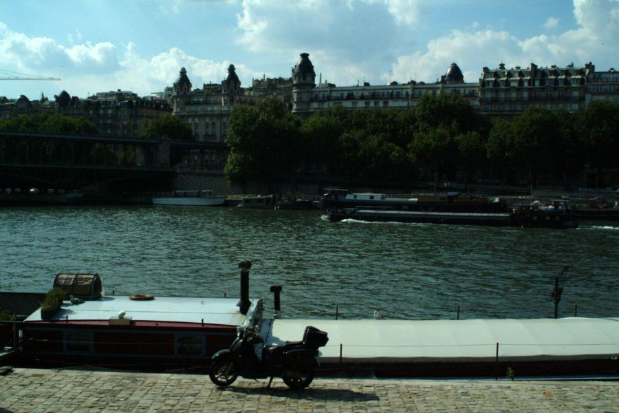 top hotels on the River Seine Paris