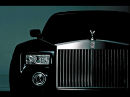 rolls royce phantom chauffer driven car for business