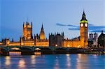 westminster and houses of partliament london