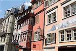 stylish places to stay in zurich